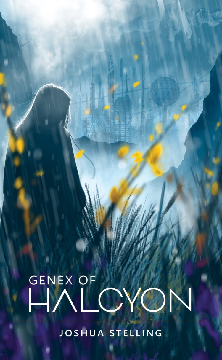 Genex of Halcyon Front Cover